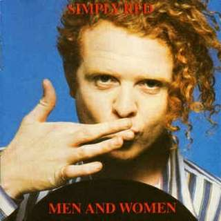arthcd SIMPLY RED Men And Women CD