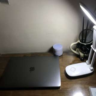 6000 mAH Omni LED Desklamp w/ Powerbank Function
