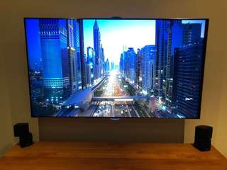 Samsung 55inch 3D Smart TV with 5 x 3D glasses