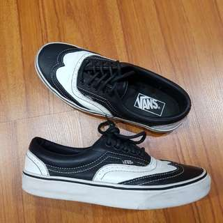VANS Limited Ed. Leather Sneaker
