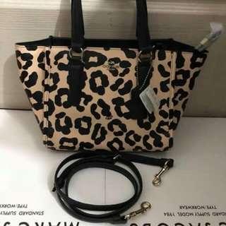 Coach handbag and slingbag