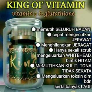 King of vitamin