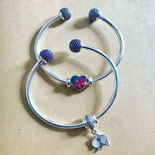 Open Bangle for Pandora