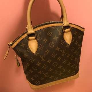 LV Lockit 手袋 hand bag
