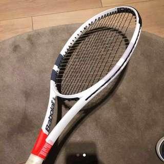 Babolat pure strike tennis stick (cheap)