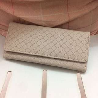 Imported Light Grey Wallet