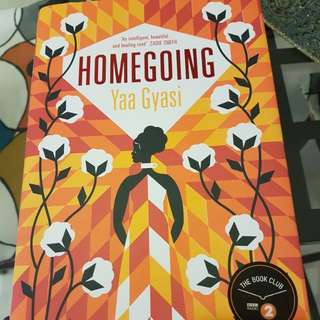 Homegoing by Yaa Yyasi
