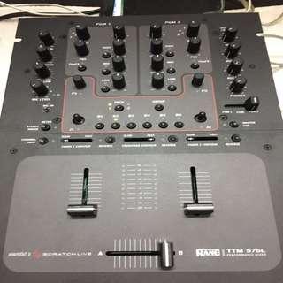 rane ttm57sl mixer
