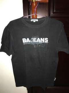 Baleno Black T-Shirt - Size M