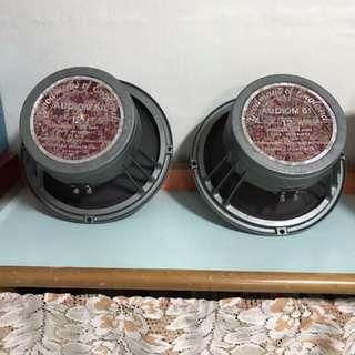 Audiom 61 goodman speaker one pair
