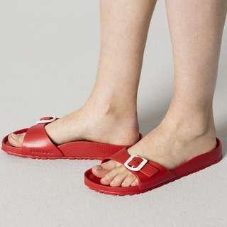 Birkenstock One Strap Sandal Eva Madrid Replica