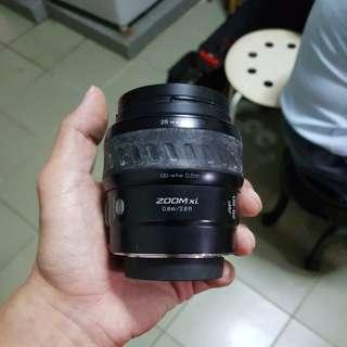 Minolta af 28-80 lens