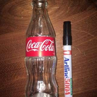 Coca cola bottle (Turki)