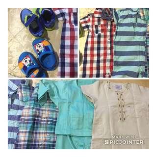 Rompers dan Baju Melayu