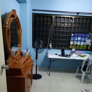 HDB rooms for rent (2 rooms available)