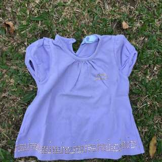 Young Versace Original Baby Blouse