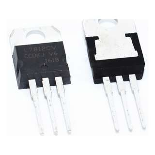 7805 L7805CV TO-220 Three-terminal voltage regulator