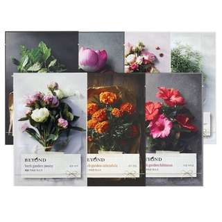 Beyond Herb Garden Mask Sheet Assorted Korean