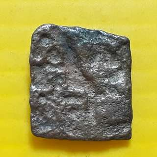 Ancient India - Copper Punch Mark ( Unattributed ) nearly 2000 years old , BUDDHA PERIOD - ap346