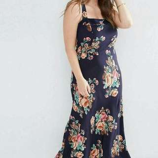 Plus Size Maxi Dress 💕Free Size Fits up to XL 💕1Color