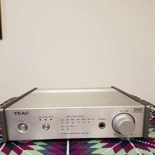 TEAC USB AUDIO DAC UD-301