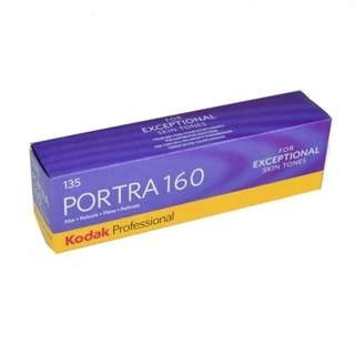 Kodak PORTRA 160 (35mm)