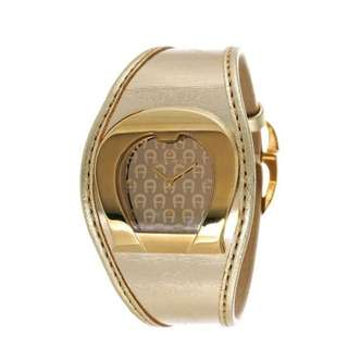 aigner gold authentic