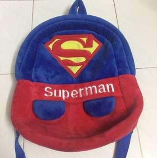 SuperMan BagPack