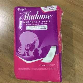 Pureen maternity pad (unopen)