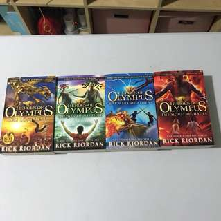 percy jackson/ kane chronicles