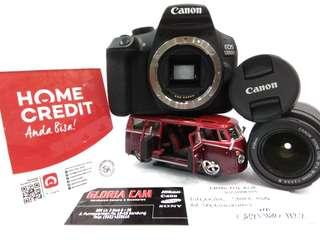 Kredit Canon Eos 1300D