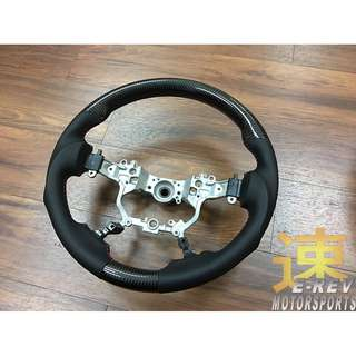 Toyota Alphard/ Vellfire 2017 Carbon Fibre Steering Wheel (Promotion Period Only)