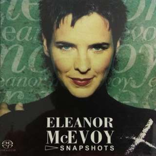 arthcd ELEANOR McENVOY Snapshots SACD PRC Version (Brand New Sealed)
