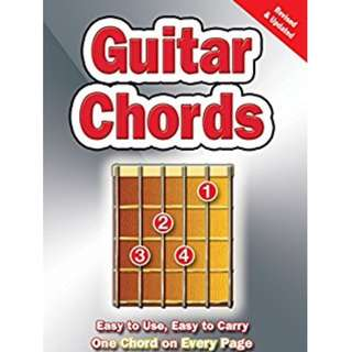 Guitar Chord Charts eBook