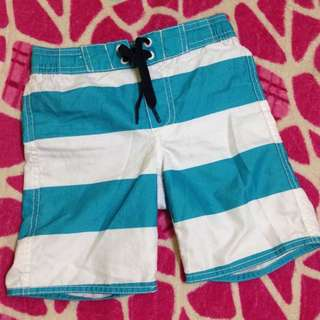 Stripes Short Pants