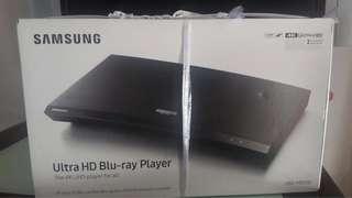 Samsung UHD 4K 藍光機播放器