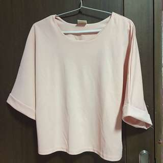 MAGNOLIA BLOUSE PINK