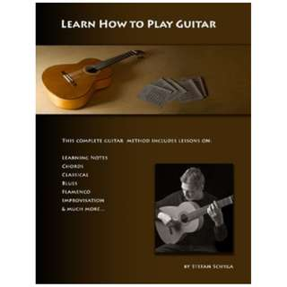 Learn How To Play Guitar (65 Page Full Colored eBook)