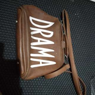Doctor bag brown