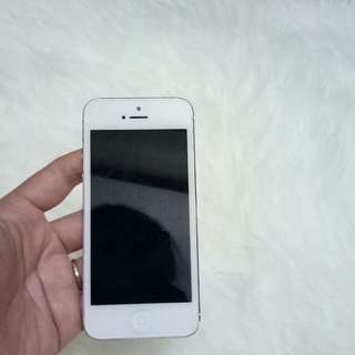 Very good condition i phone 5