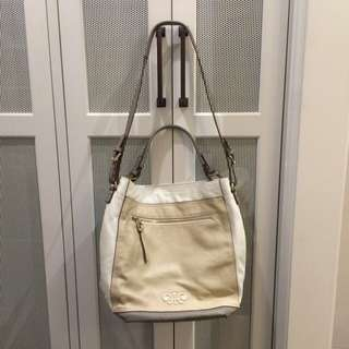 Like new Stef & Co Leather Bag