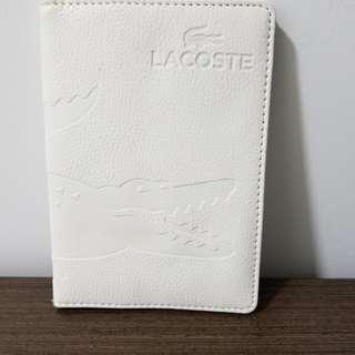 Lactate passport cover