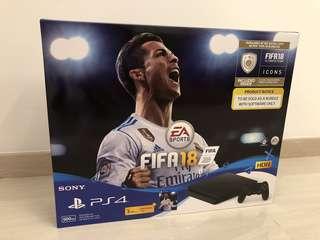 PlayStation 4 Fifa Bundle (BNIB)