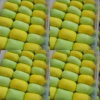 Pancake durian legit