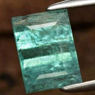 1.44ct Natural Light Blue Paraiba Tourmaline - Certified