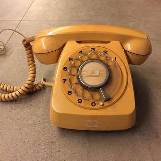 Vintage telecom phone