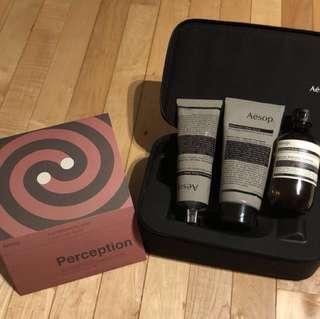 Aēsop Perception Gift Set (Full Size)