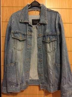 韓國品牌牛仔外套