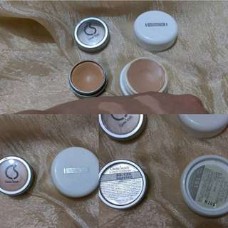 Foundation full coverage (sold per pc.)