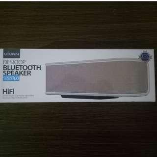 VIVAN VSB900 Bluetooth V4.0 20W Output Bass Bluetooth Speaker - Golden -